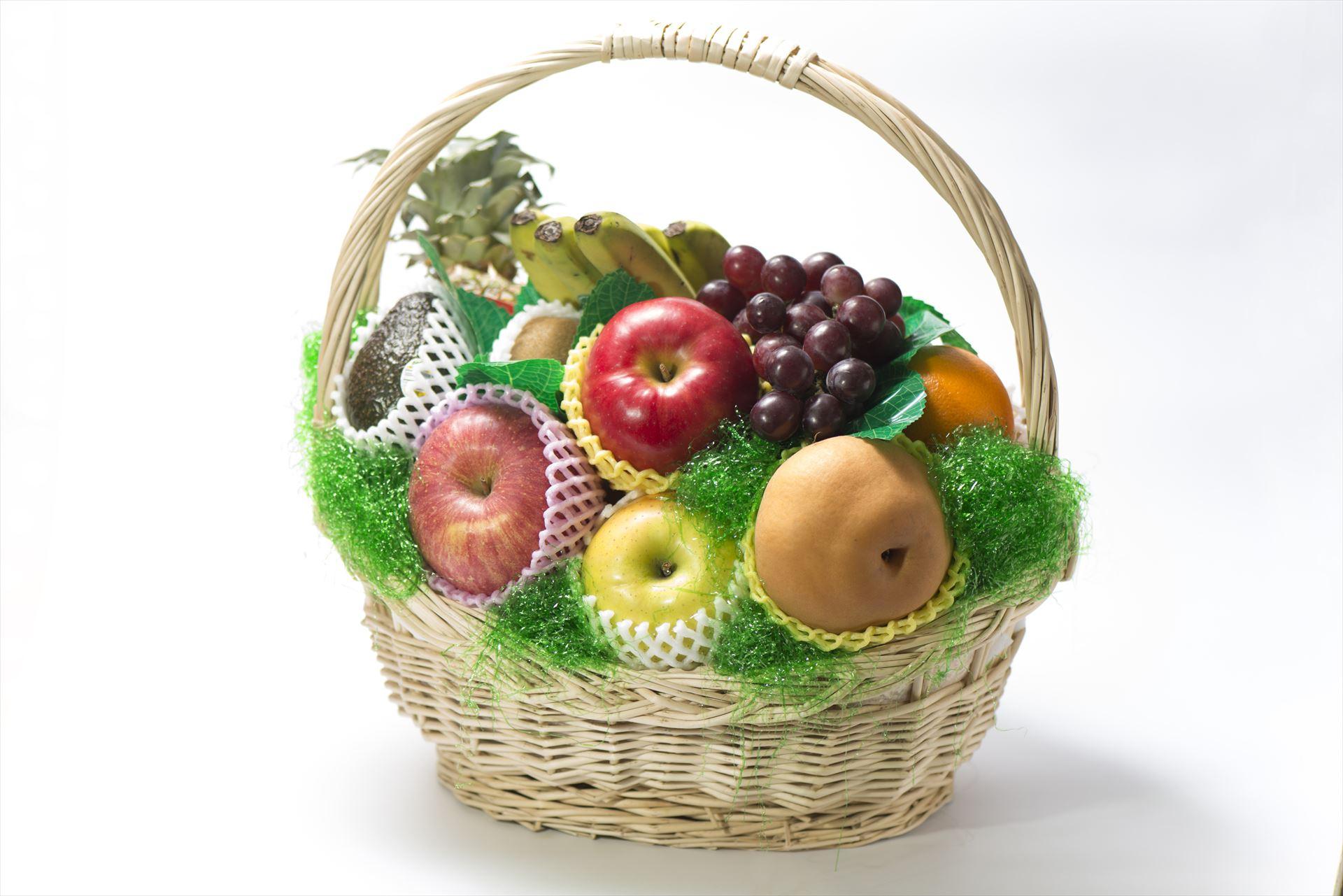 果物盛り合わせ 一例