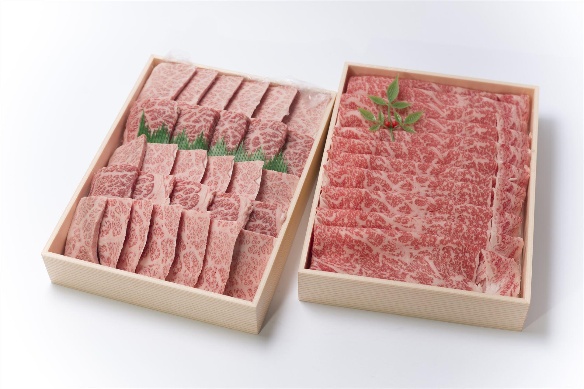 ご進物用お肉 一例