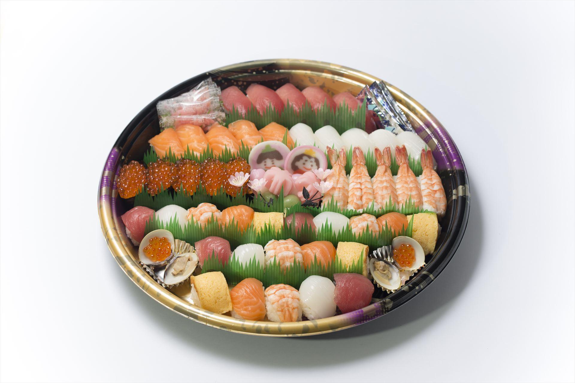 季節のお寿司